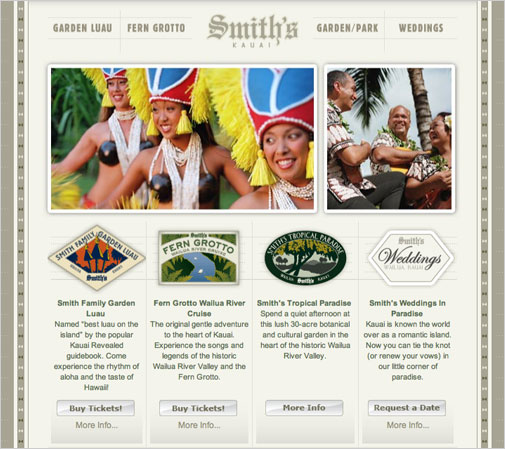 Smith's Website Design