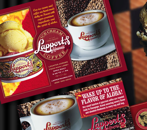 Lappert's Marketing Materials