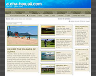 Hawaii Website Design