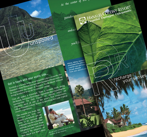 Hanalei Colony Resort Brochure