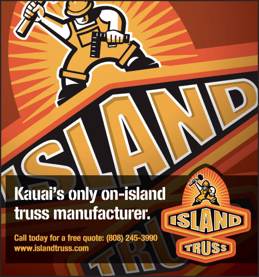 Island Truss Advertising