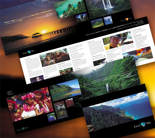 Film Kauai Brochure