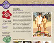 Kauai Made Website