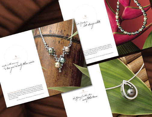 Tahia Pearls Product Brochure