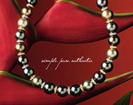 Tahia Jewelry Advertising