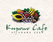 Kupono Cafe Logo Design