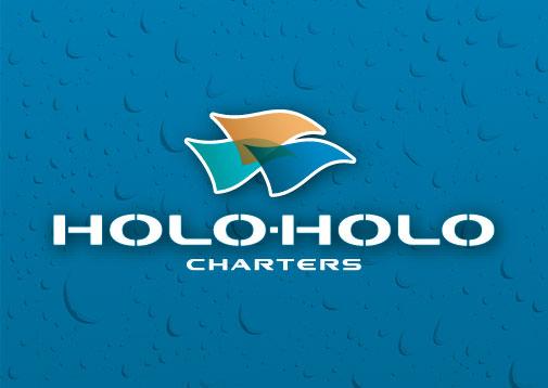 Holo Holo Logo Design