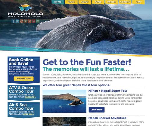 Holo Holo E-Commerce Website