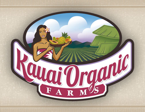 Organic Logo Design Organic Farms Logo Design