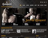 Martial Arts Website Design