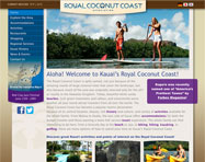 Travel & Tourism Website