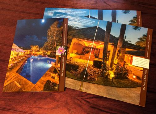 Anini Vista Brochure Design