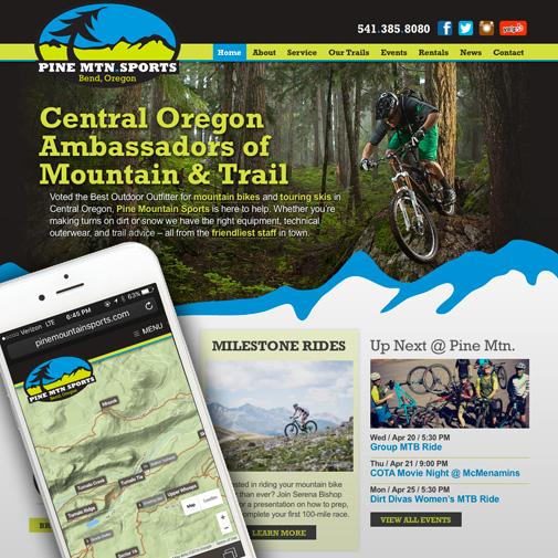 Pine Mtn. Website