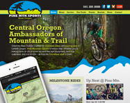 Bend Website Design - Pine Mountain