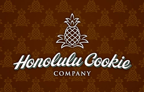 Honolulu Cookie Company Logomark