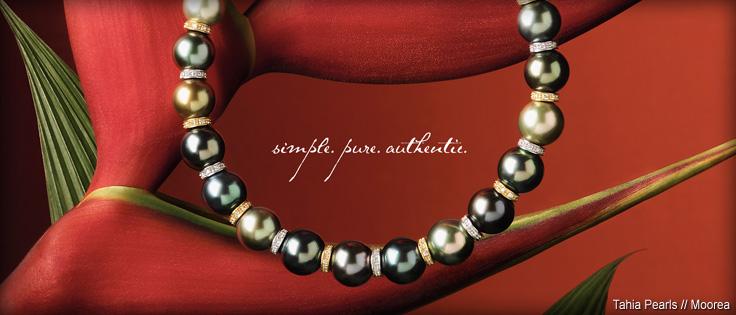 Tahia Pearls Branding and Advertising