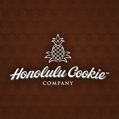 Honolulu Cookie Co. Logo Design