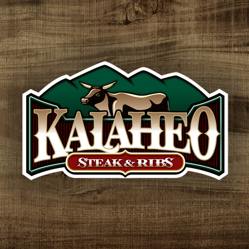 Kalaheo Steak & Ribs Logo