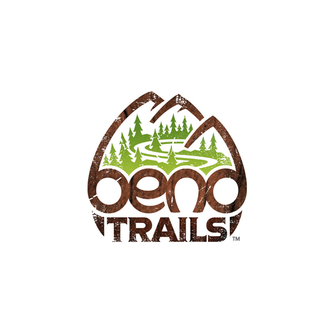 Bend Trails Logo Design