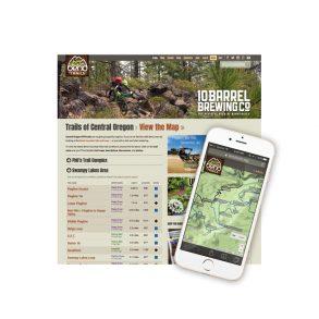 Bend Trails Website Design