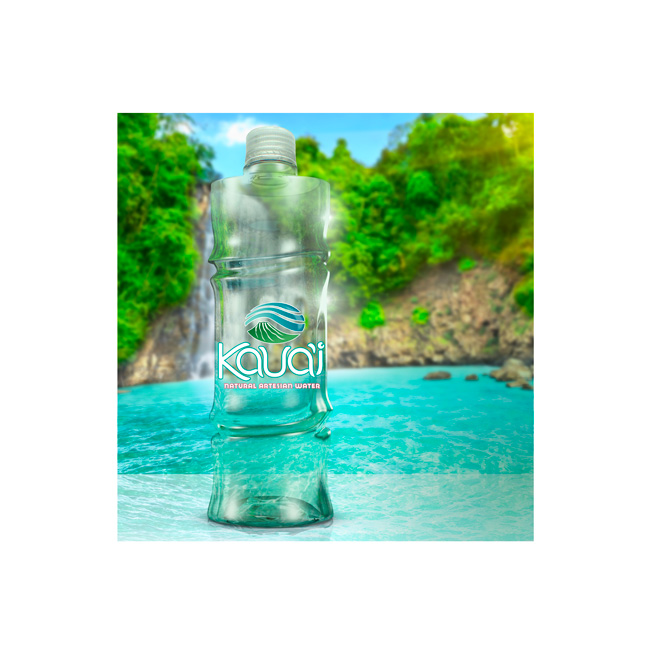Kauai Natural Artesian Water