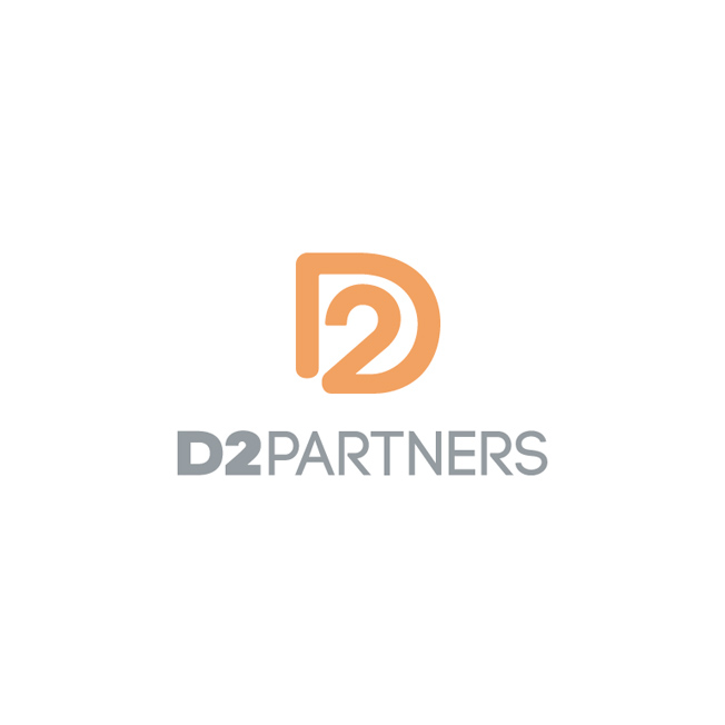 D2 Partners Logo Design