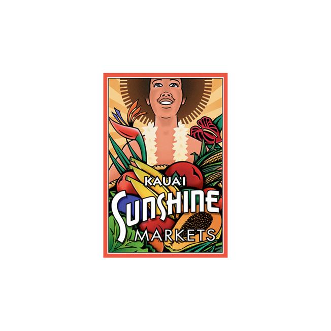 Kauai Sunshine Markets Logo