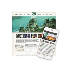 Film Commission Website Designs