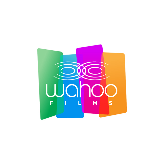 Wahoo Films Logo Design