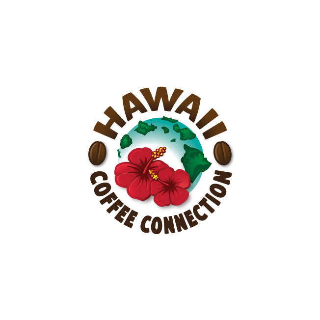 Hawaii Coffee Connection Logomark