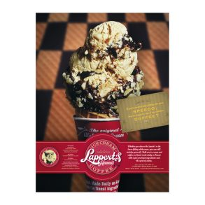 Lappert's Print Advertising