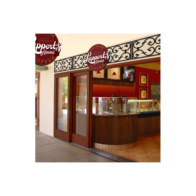 Lappert's Hawaii Store Design