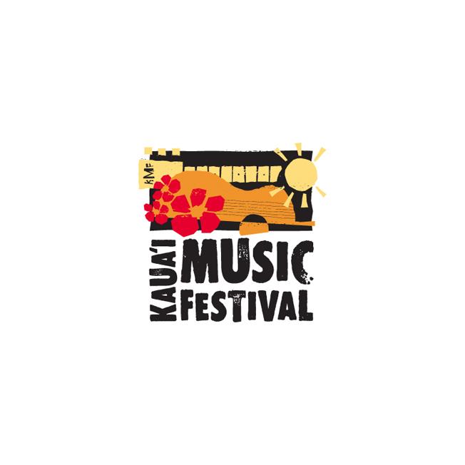 Kauai Music Festival Logo