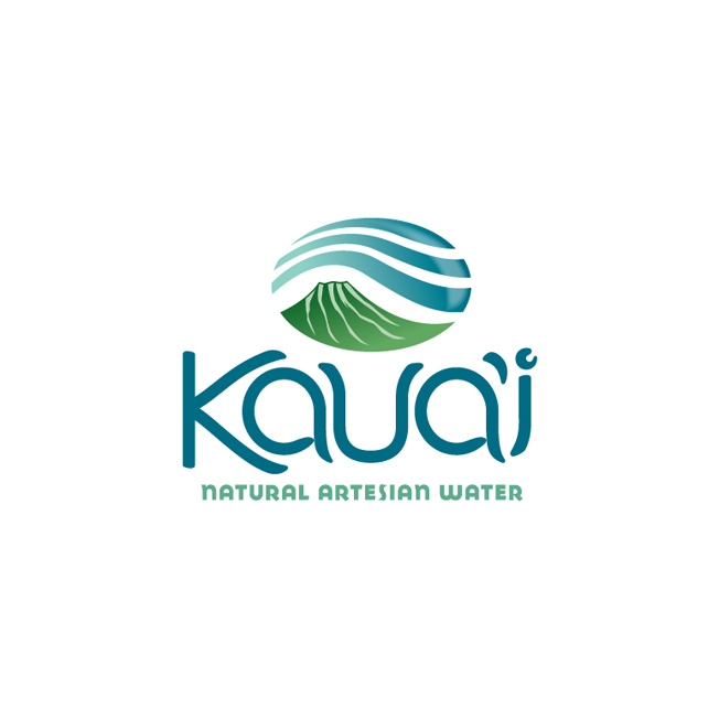 Kauai Natural Artesian Water Logo