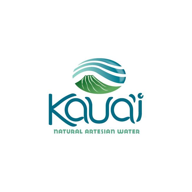 Kauai Natural Artesian Water Logo