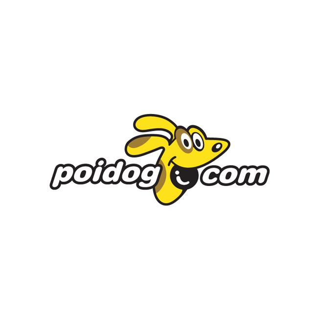 Poidog.com Website Logomark