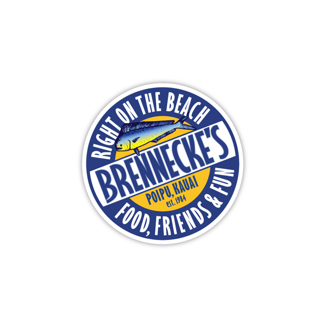 Brennecke's Logo Design
