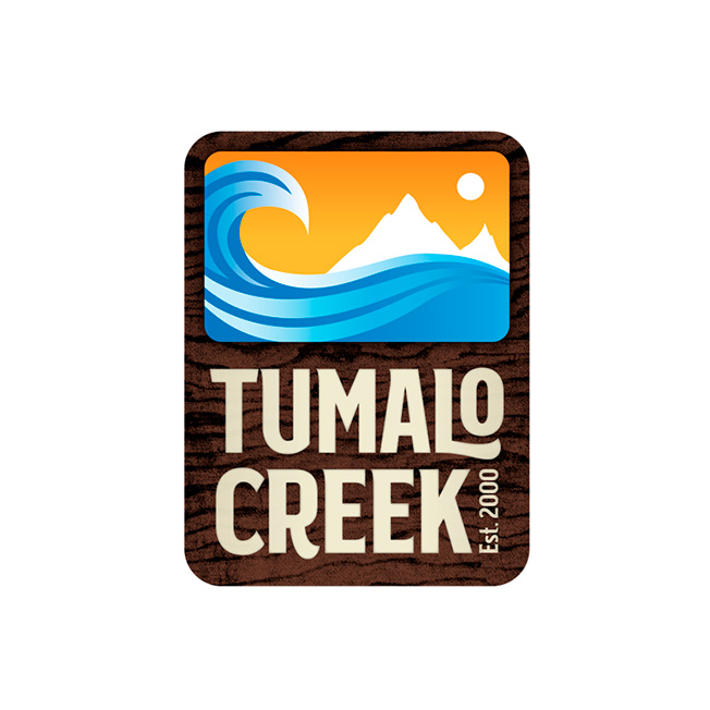 Tumalo Creek Logo Design