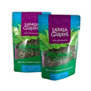 Laakea Mamaki Tea Packaging Design
