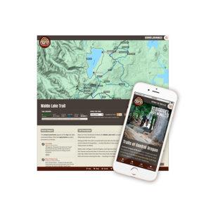 BendTrails Website Design Version 2